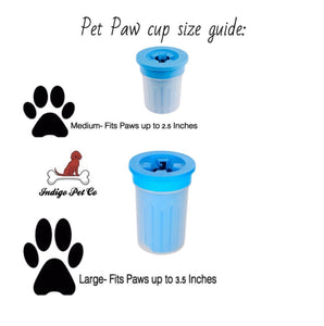 World's Most Effective Pet Paw Cleaner