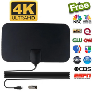 HDTV TV Antenna - Indoor TV Antenna