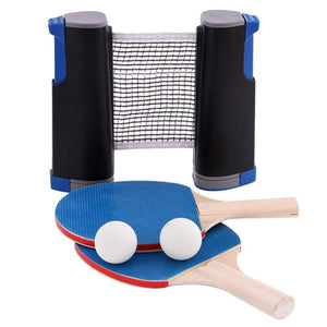 PortaPong - Portable Table Tennis Set