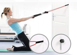 17Pcs Resistance Bands | Home Workout Essentials