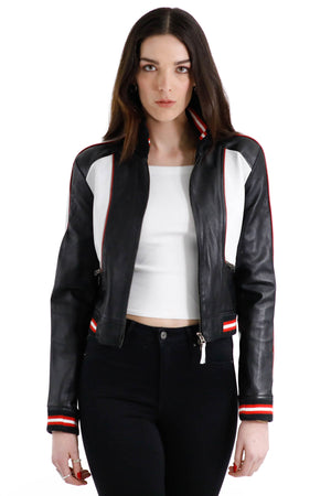 Kali Track JKT Burnished Leather