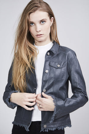 Alexa-Burnished Leather