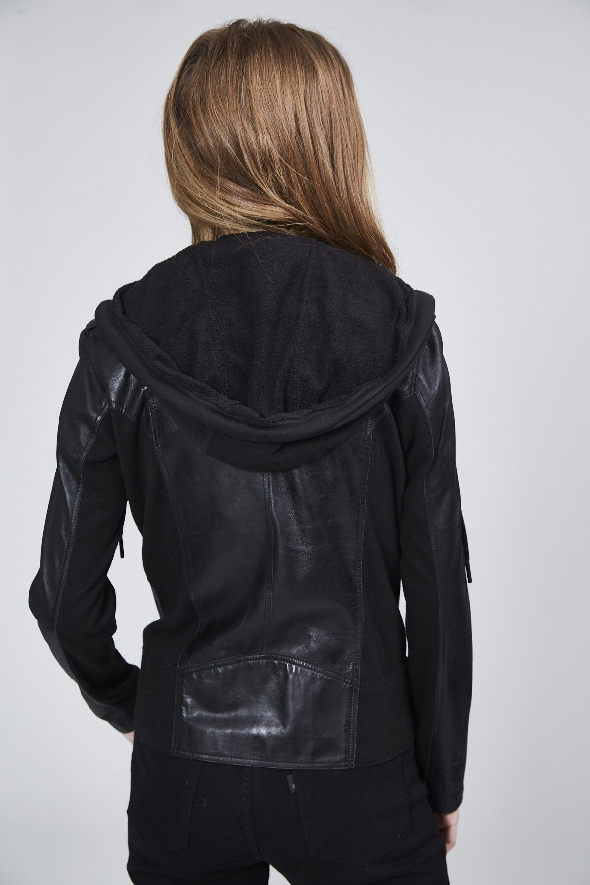 Hannah - Burnished Leather