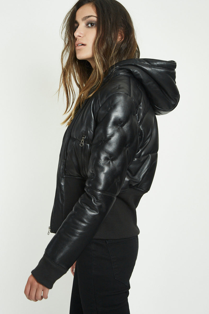Courtney - Burnished Leather