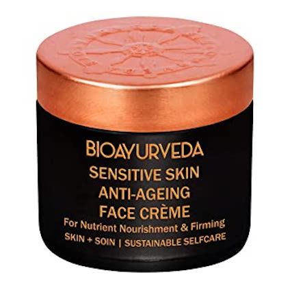 Sensitive Skin anti-ageing face cream