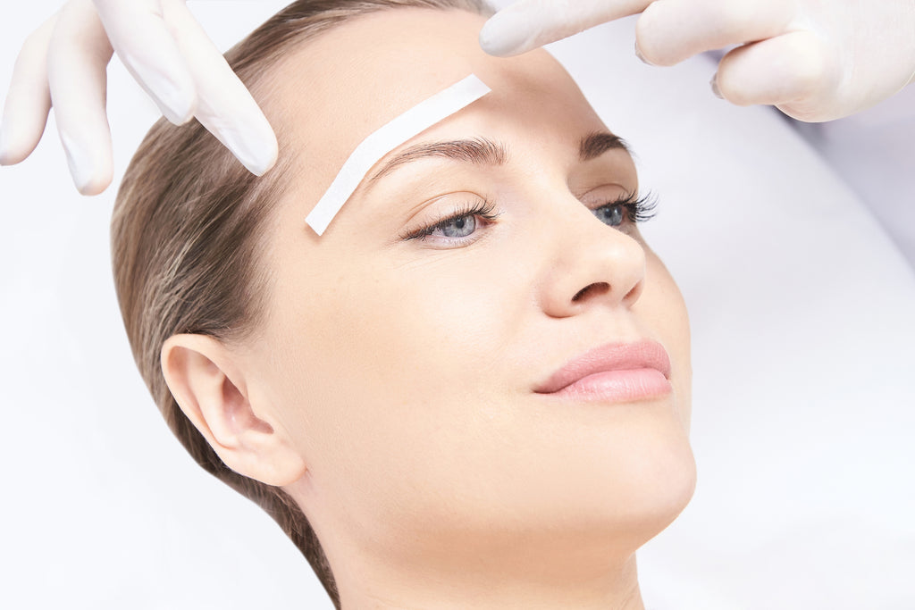 Upper Lip and Eye Brows Hair Removal