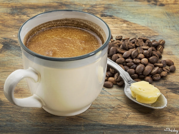 Is putting butter in coffee insane?