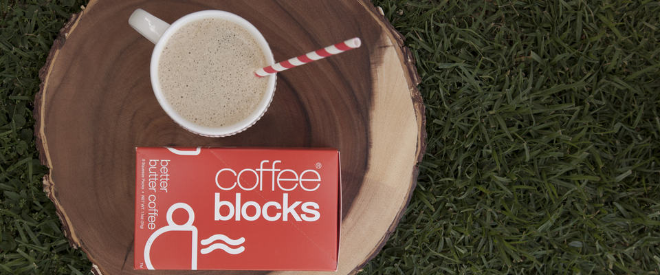 Start with a Coffee Block