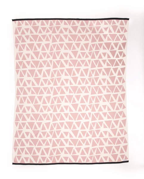 Lennox Pink Throw