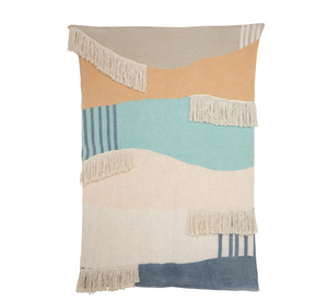 Waves Boho throw