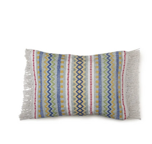 Arcoiris lumbar pillow