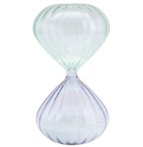 Glass 30 Minute Timer (gray)