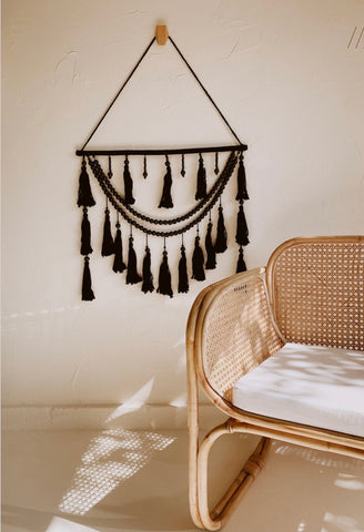 Tassel Wall art