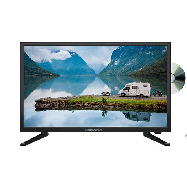 "Palsonic PT2210C 22"" FHD LED LCD TV with DVD Player"