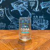 Cold Brew Glass Can