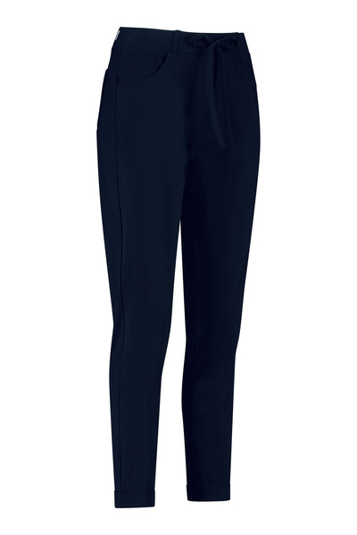 Studio Anneloes Mila trousers Dark blue NIEUW. 05089
