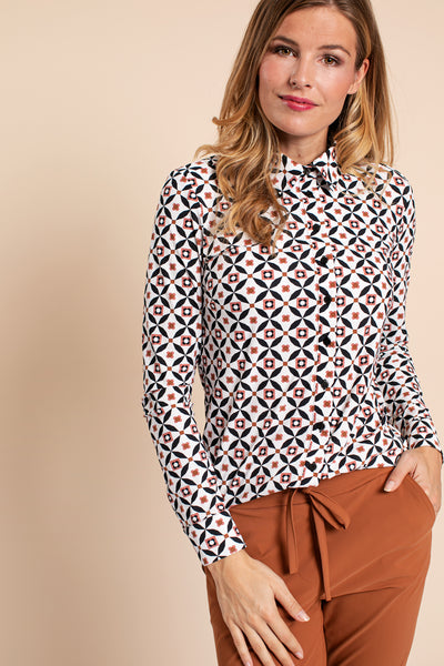Studio Anneloes Poppy royal blouse NIEUW. 05460