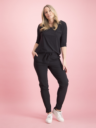 Studio Anneloes Roller top 92717 black