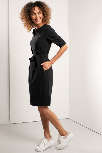 Studio Anneloes Flex dress Black NIEUW. 92726.