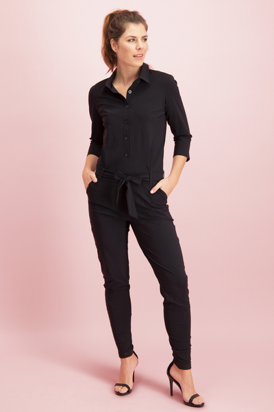 Studio Anneloes Angelique jumpsuit Black