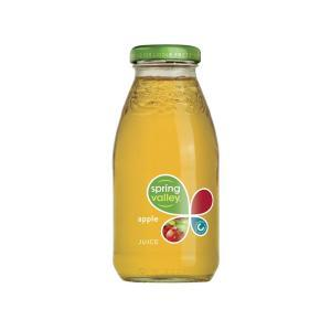250ML X 30 SPRING VALLEY APPLE JUICE