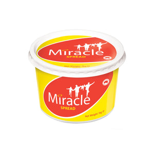 MARGARINE MIRACLE SPREAD * 1KG