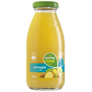250ML X 30 SPRING VALLEY PINEAPPLE JUICE