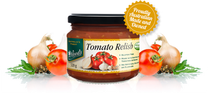 320GM TOMATO RELISH WOODS