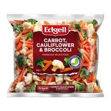 CARROT,CAULIFLOWER & BROCCOLI 2KG EDGELL