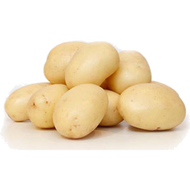 POTATOES WASHED 2.5KG
