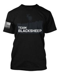 Team Blacksheep Ladies Tee