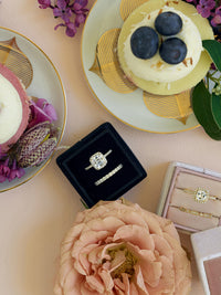 bridal shower gift ideas engagement ring box