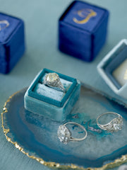 Teal-Velvet-Ring-Box