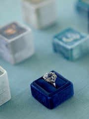 Navy-Blue-Wedding ring box