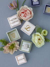 fancy ring box ideas