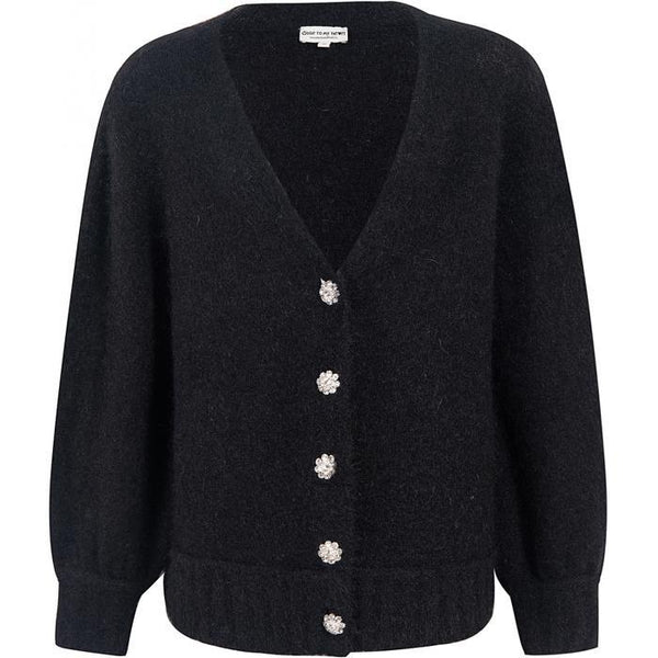 Close to my heart Celine cardigan Black KLÆR Close to my heart
