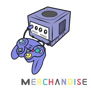 GameCube Merchandise