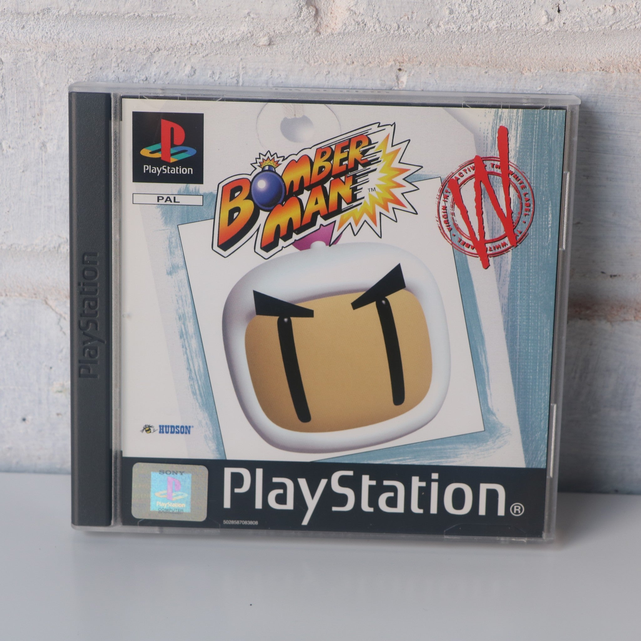 Bomberman - Sony PlayStation PSOne PS1 Game - New