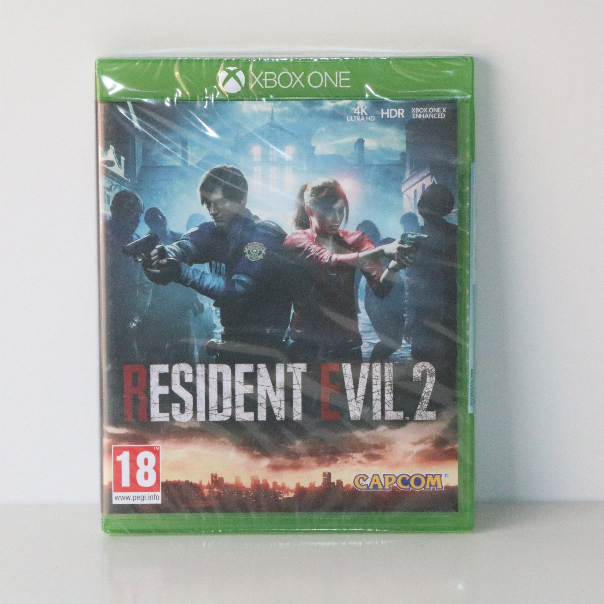 Resident Evil 2 - The Remake - Microsoft Xbox ONE Game - New & Sealed
