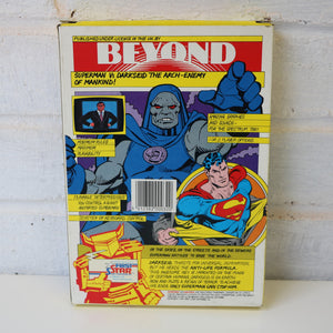 Superman - The Game - Small Box - Commodore 64 C64 Cassette/Tape Game