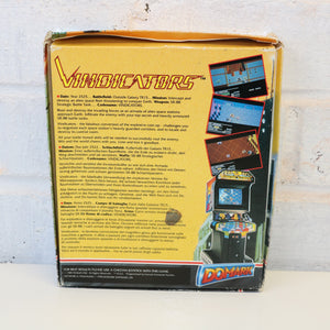 Vindicators - Small Box - Commodore 64 C64 Cartridge Game