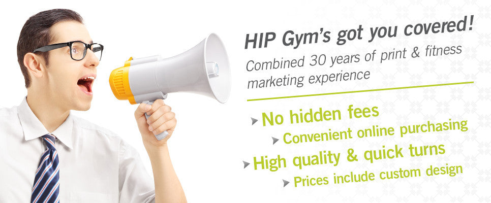 Hip Gym Has You Covered