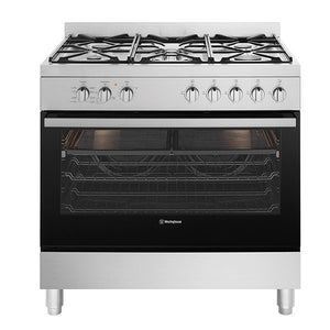 Westinghouse WFE904SC Dual Fuel Freestanding Cooker