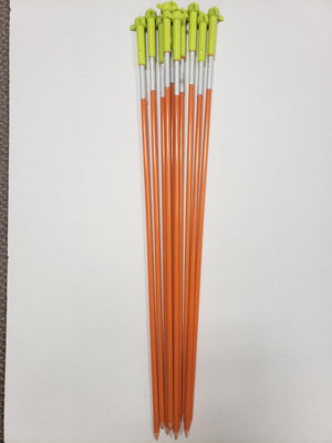 SX 24 Inch Full body Stakes