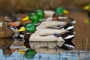 SX Painted Mallard Floater Decoys (6 pack)
