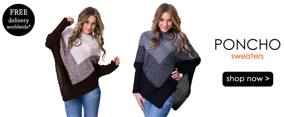poncho-ponchos-capes-sweater-jumper-knit-polo-warm-summer-winter-fall-cold
