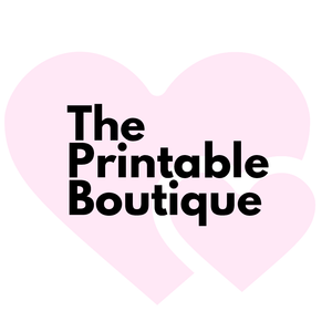 The Printable Boutique