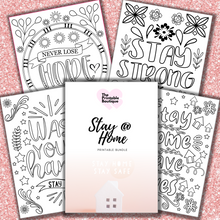 Load image into Gallery viewer, NEW - Stay at Home Special Bundle - 10 Printables