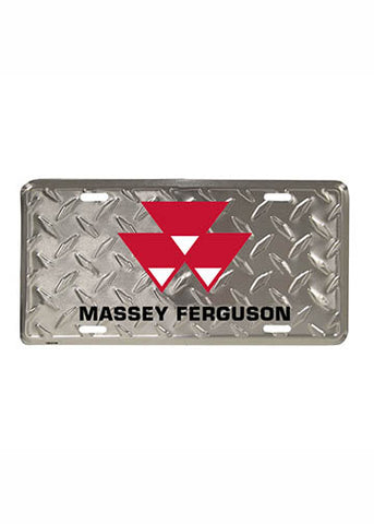 MASSEY FERGUSON LICENSE PLATE HOLDER (03875L)