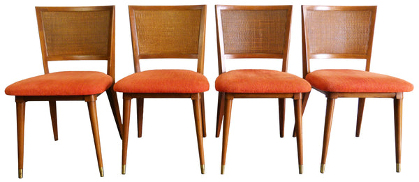 John Widdicomb Dining Chairs, S/6